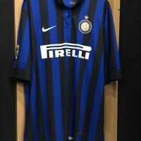 Original Jersey Inter MIlan 2011-12 Home used