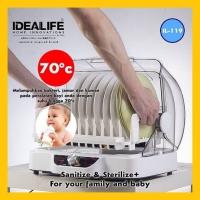 Sterilizer Botol Bayi - Peralatan Makan Bayi / Sterilizer IDEALIFE