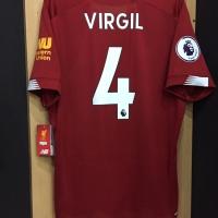 Original Jersey Liverpool 2019-20 Virgil BNWT