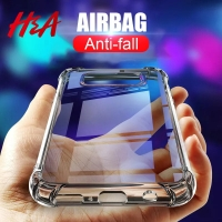 Anti Crack Soft Case Jelly Samsung Galaxy A10 A20 A30 A50 A70 A80 - Clear, A10