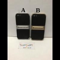 CASE BLACK MOTIF IPHONE 5G / 5S