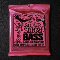 Senar Bass Ernie Ball Super Slinky 4 string