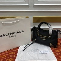 Bag BALENCIAGA edge30cm black