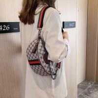 Gucci sling chest bag cewe wanita tas selempang murah impor
