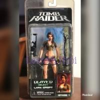 NECA Tomb Rider Lara Croft Action Figure