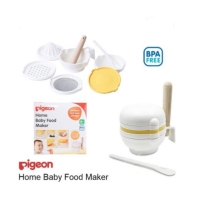 PIGEON Home Baby Food Maker Perlengkapan MPASI