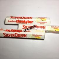 Silverqueen Chunky Bar White chocolate 100 gram/100 gr/100
