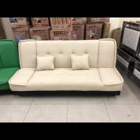 Sofa bed gucci uk.140 cm bahan oscar myo free ongkir jabodetabek