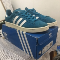 Adidas Campus Hairly Suede