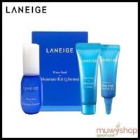 Laneige Water Bank Moisture Kit 3 items