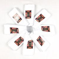 Sarung Mangga Bali | *per 1 buah* | Polos Putih Solid ( PS )