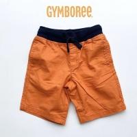 Celana pendek Gymboree anak laki orange celana sisa eksport murah
