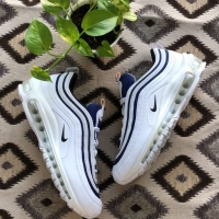 Nike Air Max 97 White Navy Peach