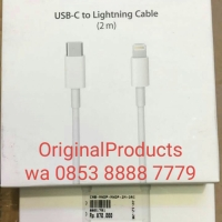 2M usb type c to lightning APPLE KABEL DATA CHARGER IPHONE x xs max 8