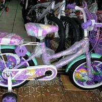 Sepeda Anak Mini 16 Atlantis Kuda Pony