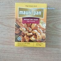 Mauripan Ragi / Mauripan Yeast 4 x 12 Gram