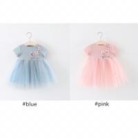 baju bayi import murah / gaun bayi dress tutu anak import