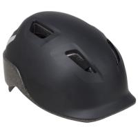 Helm sepeda - Helm Scooter - 100 HELM BERSEPEDA KOTA - HITAM - L