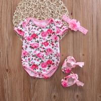 Jumper set baby newborn / jumper bayi import / jumper + bandana