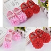 Princess shoes / prewalker shoes import murah / sepatu bayi