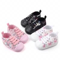 Sneakers bayi motif unicorn / sepatu prewalker kuda pony bayi