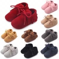 Vintage boots / prewalker shoes import murah / sepatu bayi