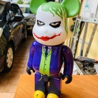 Bearbrick Joker the Dark night Series Figure Be@rbrick 400%