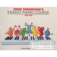 Buku John Thompson's Easiest Piano Course (Part One)