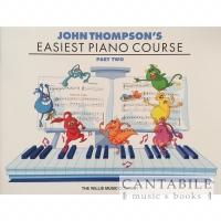 Buku John Thompson's Easiest Piano Course (Part Two)