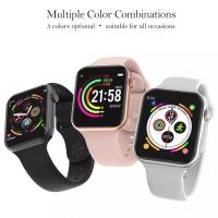 Smartwatch Iwo 10/8 Jam tangan pintar,Look Apple watch,mirip iWatch 4