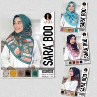 Hijab jilbab kerudung segiempat azara grosir/ oleh-oleh haji
