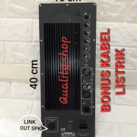 mesin speaker aktif / power kit Aktif