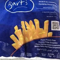Bart's Kentang Goreng Shoestring 1kg Enak & Renyah Dijamin !!