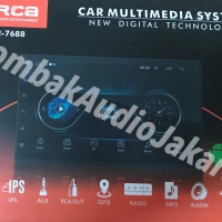Double Din Android/HEAD UNIT ANDROID ORCA ADR-7688 7in