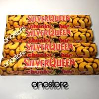 Silverqueen Chunky Bar Mete 100 gram/100 gr/100