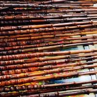 Handle Joran Bambu Cendani | Stick Joran | Pring
