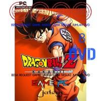 DRAGON BALL Z KAKAROT GAME PC FULL VERSION DVD CD