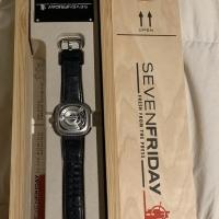 SEVENFRIDAY M1/01 M-Series-Jam tangan pria/ wanita Original