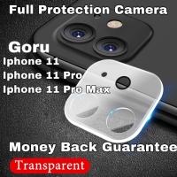 Tempered Glass Pelindung kamera back Full bening iphone 11 11 Pro Max