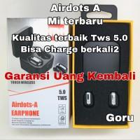 Earphone Airdots Airdot A headset bluetooth wireless Touch music bass