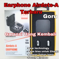 Earphone Xiaomi mi Airdots A bluetooth wireless Iphone Android Airpods