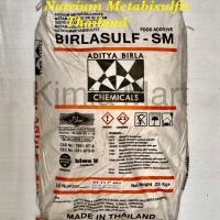 Natrium MetabiSulfit Thailand Food grade 500grm