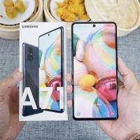 Samsung Galaxy A71 Ram 8/128 Garansi Resmi SEIN 1 Tahun