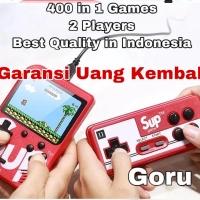 Game boy 2 pemain video games sup fc 400 in 1 mini Original stick tv