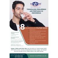 Nico Filter - Penyaring Air Sumur Bor - Filter Air Bogor