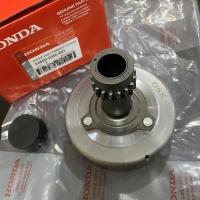 Lonceng Rumah Kampas Ganda Kopling Mangkok Honda Grand Supra X Prima
