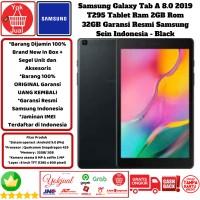 """Samsung Galaxy Tab A 8"""" T295/ Tab A 8.0/A8 2019 2/32 2GB/32GB-Black"""