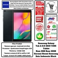 """Samsung Galaxy Tab A8"""" 2019 T295 2GB / 32GB Resmi SEIN - Black"""