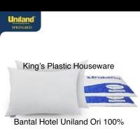 Bantal Uniland Hotel Spring Bed 100% Microfiber Grade A+