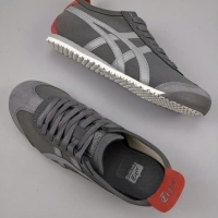 Onitsuka tiger mexico grey red made in china only one size 40 premium